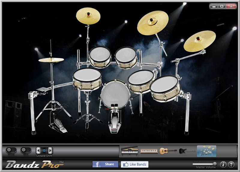 game online drum