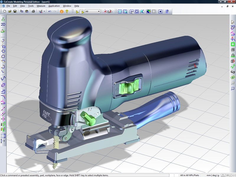 Cocreate modeling personal edition 3.0 deutsch download