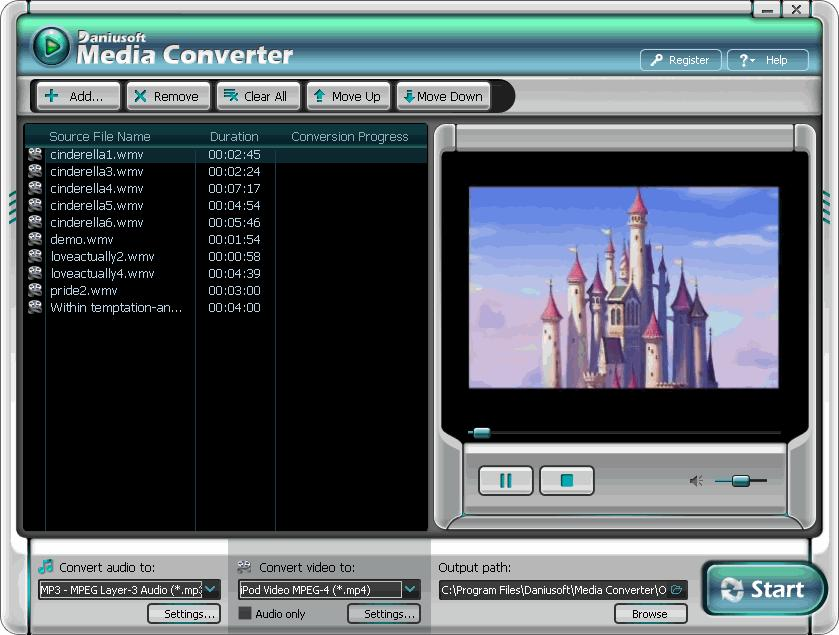Crack Digital Media Converter Pro 4.1
