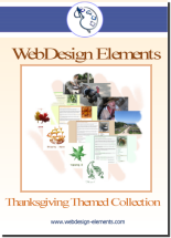 Thanksgiving Web Elements