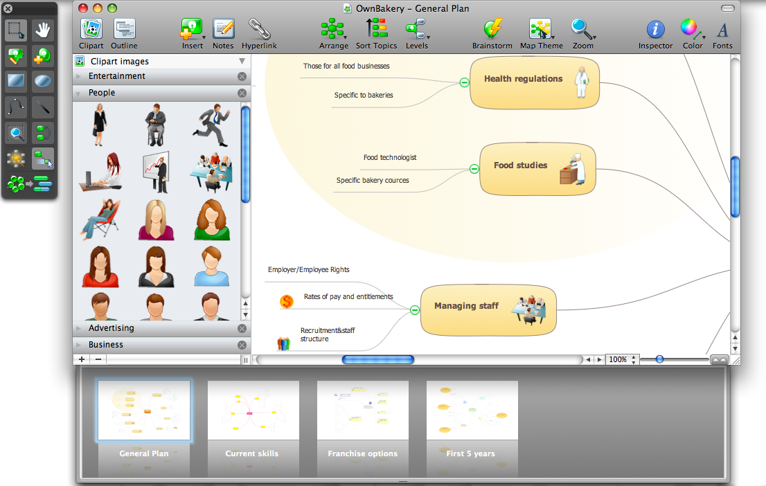 free mind map mac mind map free for mac - Conceptdraw For Mac