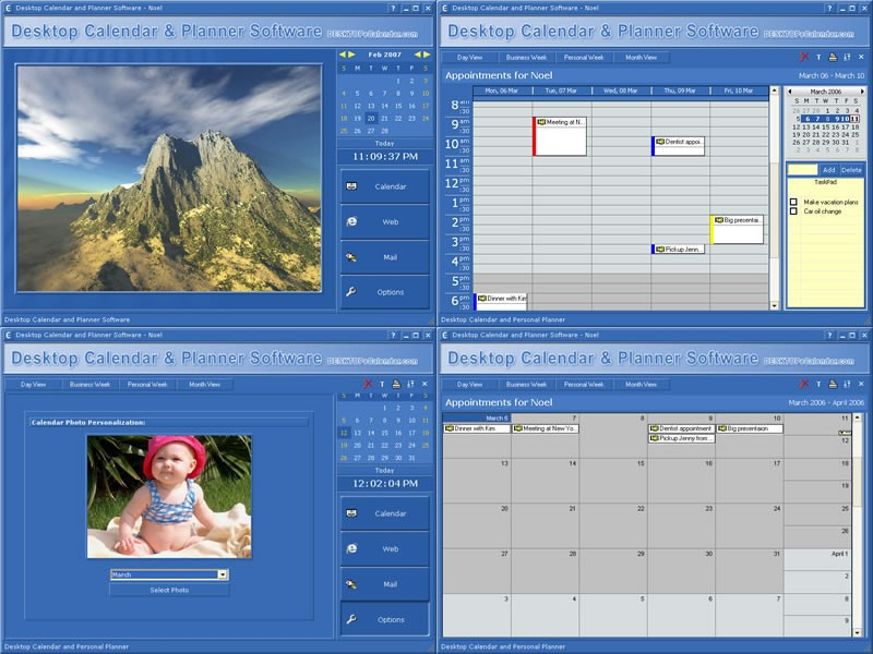 Desktop Calendar Mac : Mac desktop calendar search results