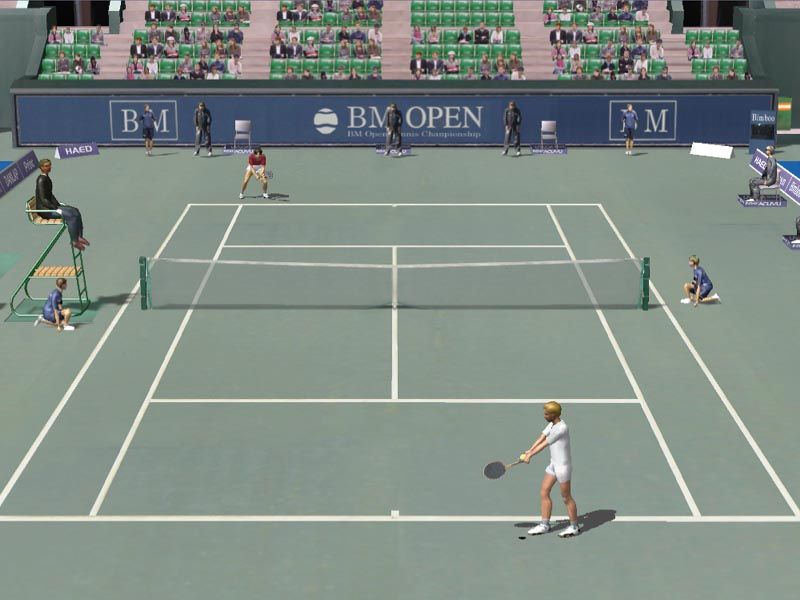 Dream Match Tennis Online is the most realistic online 3D tennis game.