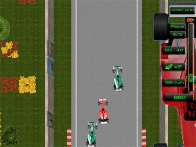 Auto Racing Software Palm on Palm Os Linux Games Entertainment Simulation F1 Racing 3 2