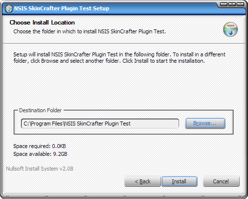 Free download Nullsoft Installer Editor programs ...