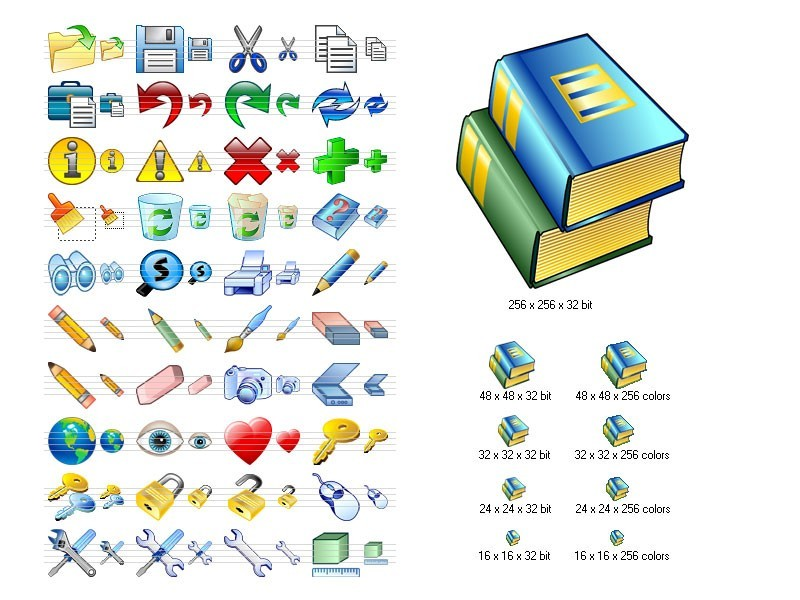 Computer Toolbar Icons Toolbar Icons