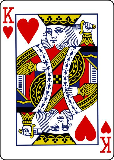 Vector playing cards 1 3