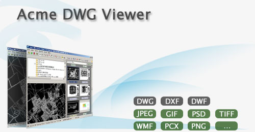 Acme DWG Viewer. Bmp Browse Cad.