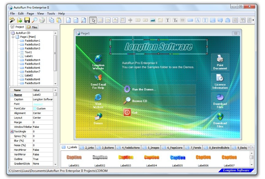 AutoRun Pro Enterprise II. Auto Run Auto Run Cd Autoplay.