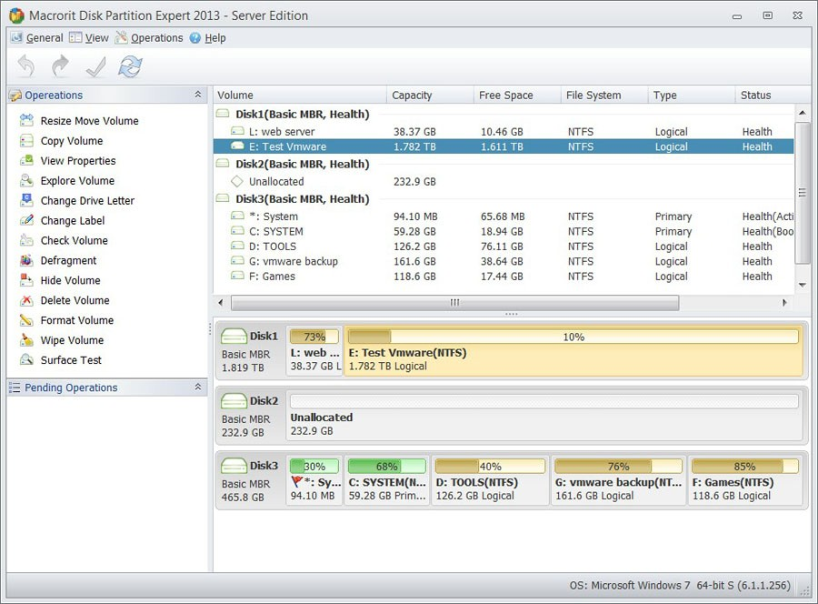 Macrorit Disk Partition Expert Server Edition. Partition Magic Server Partition Magic Server Download Server 2008 Partition Magic.