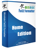 MiniAide Fat32 Formatter Home Edition. Download Fat32 Formatter Fat 32 Formatter Fat32 Format Download.
