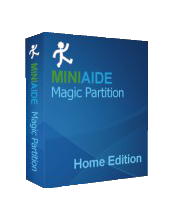 MiniAide Magic Partition Home Edition. Freeware Hard Disk Manager Home Edition.