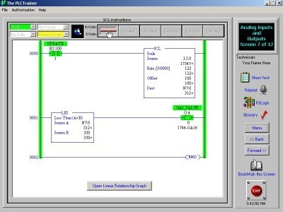 PLC Training - RSlogix Simulator. Plc Plc Training Rslogix.