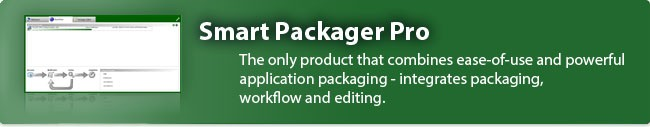 Scalable Smart Packager Pro. Application Packaging Create Msi Installer Create Msi Installer Package.
