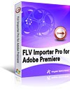 FLV Importer Pro for Adobe Premiere Pro. Adobe Premiere Edit Flv Flash 8 Alpha Video Importer.