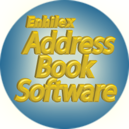 A great address book software, cardfile, PIM, Rolodex and contact manager
